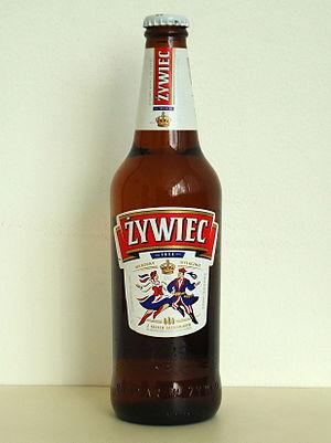 Żywiec Brewery - Image: Zywiec Beer