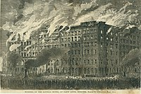 """""""Burning of the Lindell Hotel, at Saint Louis, Missouri. March 30, 1867."""".jpg"""