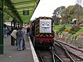"""Gordon"" at Swanage Station - geograph.org.uk - 268750.jpg"