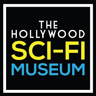 "Hollywood Science Fiction Museum - Image: ""Hollywood Sci Fi Museum"" logo"