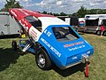 """Javelin 2"" American Motors funny car dragster Chilson Motors PA at 2015 AMO show 1of6.jpg"