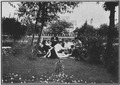 """Lawn party in an Indian garden."" - NARA - 297644.tif"