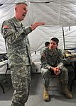 'First in Support' RSE-UA, Life at the ISA 141123-A-UV471-001.jpg