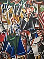 'The Traveler' by Liubov Popova, Norton Simon Museum.JPG