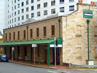 121-127 Sussex Street, Sydney