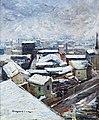 (Albi) Les toits de Paris vus de Montmartre - Edmond Lempereur (Ca 1895).jpg