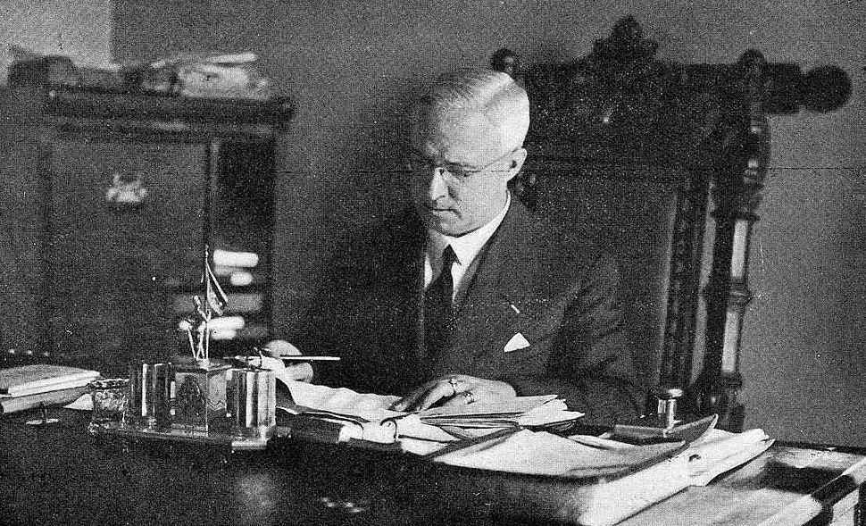 Ángel del Castillo 1933