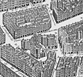 Église Sainte-Opportune - Turgot map of Paris.jpg