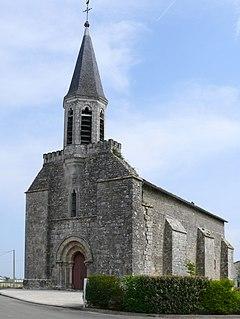Messé Commune in Nouvelle-Aquitaine, France