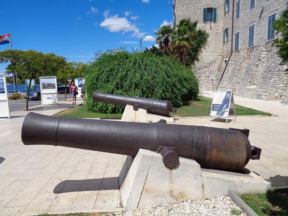 Šibenik - topovi