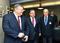 Τριμερής συνάντηση ΥΠΕΞ Ελλάδος, Αιγύπτου, Κύπρου στο πλαίσιο της Υπουργικής Εβδομάδας της 68ης Γ.Σ Ο.Η.Ε (9897635606).jpg