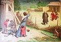 А. Р. Мревлишвили. «Низкий забор». 1901. Музей искусств Грузинской ССР. Тбилиси.jpg