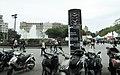 Барселона (Испания) Площадь Каталонии (фонтан) - panoramio.jpg