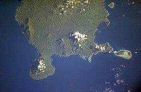 Nasa volcano research