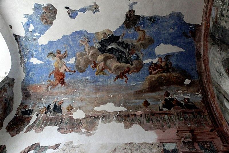Костел домініканів з келіями, Кам'янець-Подільський. Автор Сарапулов, вільна ліцензія CC BY-SA 4.0