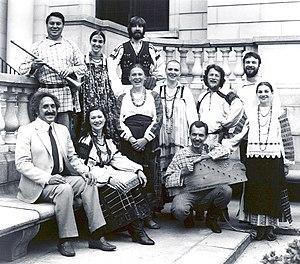 Dmitri Pokrovsky - Dmitri Pokrovsky and his Ensemble, 1980