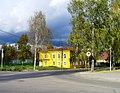 Дом Лебедева по улице Малой Слободской, 12, перенесенный, Петрозаводск..JPG