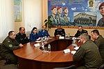 До Національної гвардії України прибула делегація FIEP 3894 (25843360910).jpg