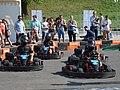 Картинг на G drive racing show.jpg