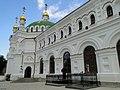 Киево-Печерская Лавра. Трапезная церковь - panoramio (1).jpg