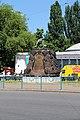 Київ, Арсенальна пл., Пам'ятник робітникам заводу «Арсенал».jpg