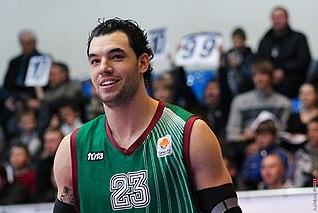 Christian Burns (basketball) American basketball player