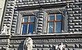 Львів. Площа Ринок 4. Декор вікон.JPG