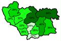Лісистість Волинська губернія 1850s.PNG