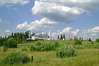 Chukhlomsky District District in Kostroma Oblast, Russia