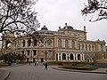 Одеса - Будинок театру опери та балету P1050175.JPG