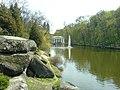 """Парк """"Софіївка"""", озеро.JPG"""