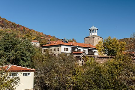 Lesnovo monastery, Macedonia