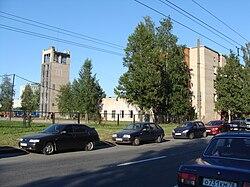 Пожарная часть N 16 Санкт-Петербург, Придорожная аллея, 30 (01).JPG