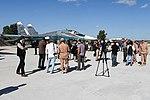 Пресс-тур представителей российских и иностранных СМИ на авиабазу Хмеймим в Сирии (12).jpg