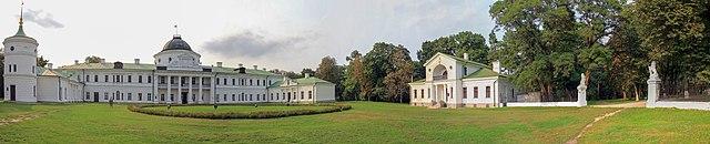 10th place, Kachanivka Manor, Chernihiv Oblast, by A-designer