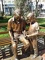 Скульптуры в парке А. Навои.jpg