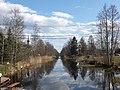 Староладожский канал в деревне Кобона.jpg