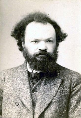 Sergey Stepnyak-Kravchinsky - S. Stepniak
