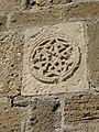 Церковь Двенадцати Апостолов (Судак) резьба на стене апсиды.jpg