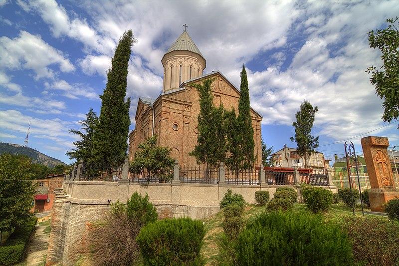 File:Թիֆլիսի Սուրբ Էջմիածին Եկեղեցին.JPG