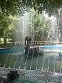 Շատրվան Գյումրիի Ֆլամինգոյի այգում 06.jpg