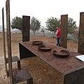 גן הפסלים בכאוכב אבו אל היג'א, ישראל 08.JPG