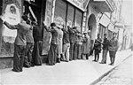 איסוף ומעצר יהודים ברחוב ביאשי בזמן הפרעות