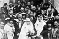 צילום בחתונת בנו של הנציב הבריטי הראשון באי 1-הנציב הבריטי העליון הראש btm8422.jpeg