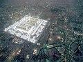 منظر ليلى رائع للمسجد النبوى الشريف - panoramio.jpg
