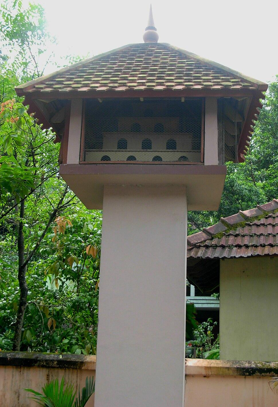 പ്രാവിൻകൂട്