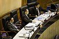 การประชุมสภาผู้แทนราษฎร ณ อาคารรัฐสภา ถนนอู่ทองใน 20สิงหาคม2552 (The - Flickr - Abhisit Vejjajiva.jpg