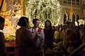 นายกรัฐมนตรี และภริยา เฝ้าฯ รับเสด็จ สมเด็จพระเทพรัตนร - Flickr - Abhisit Vejjajiva (5).jpg