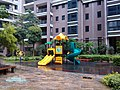 德洲城 小区里 儿童玩耍的滑梯 - By 科技小辛 - panoramio.jpg
