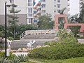 漂亮的盛天现代城内花坛 - panoramio - 江上清风1961.jpg